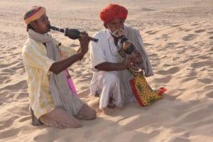 Wüstenmusik