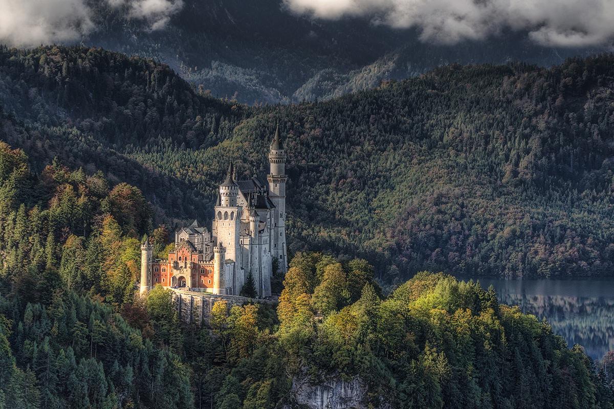 Helmut Ming - Neuschwanstein Castle