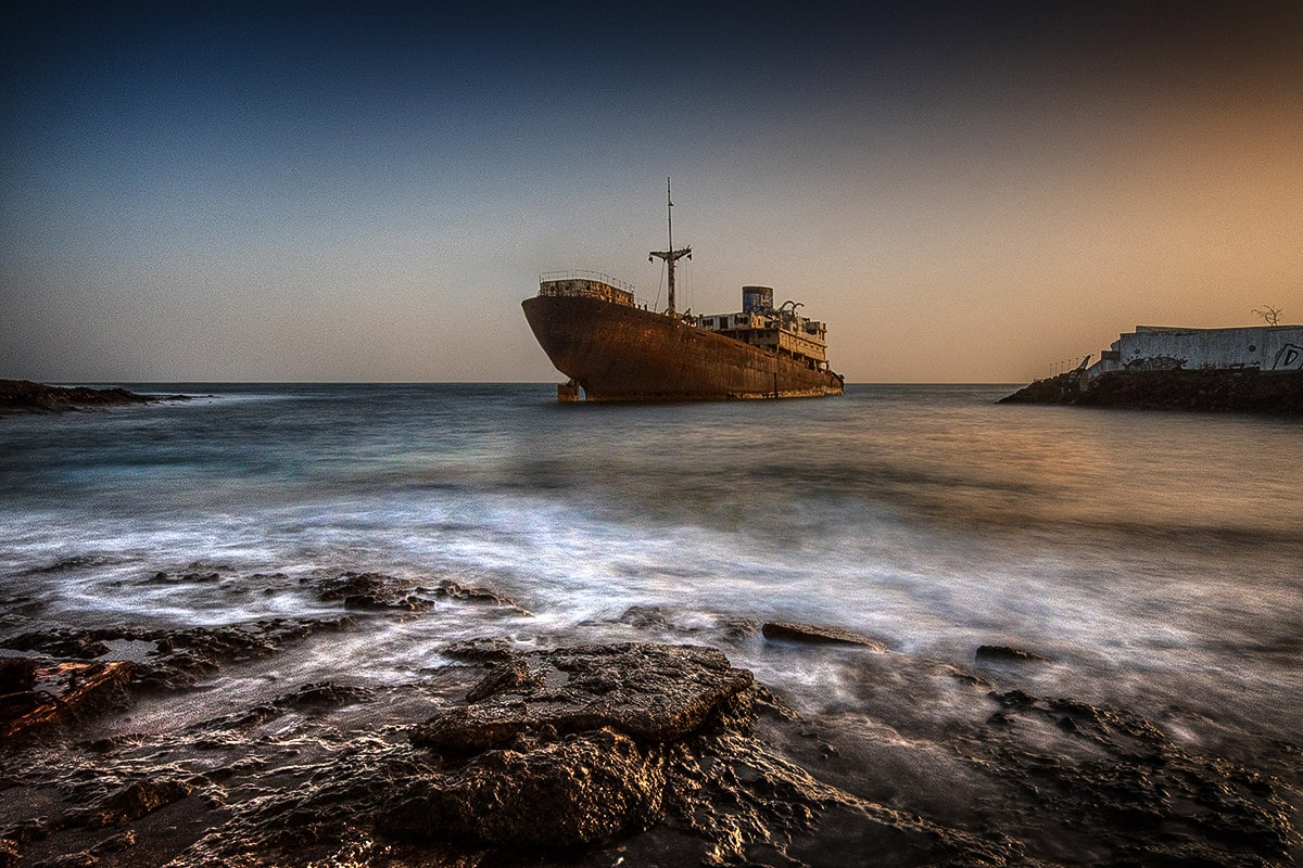 Helmut Ming - Wrack Lanzarote_9992