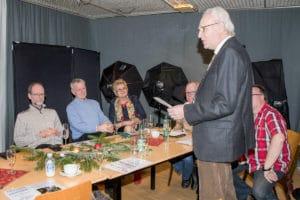 Weihnachtfeier mit Siegerehrung im Klublokal_7831