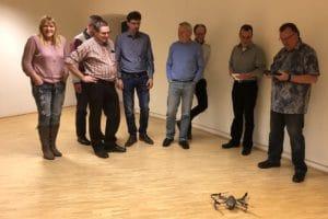 Ming Drohne 3