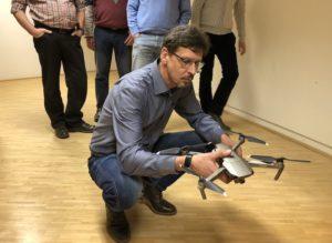 Ming Drohne 4
