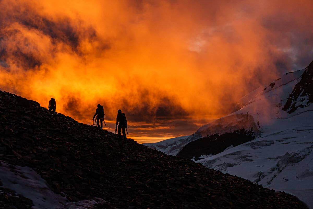 121-Claus Struber-Burning Sky