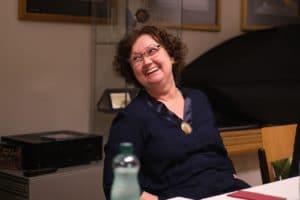 Frau Doktor Cornelia Patsalidis