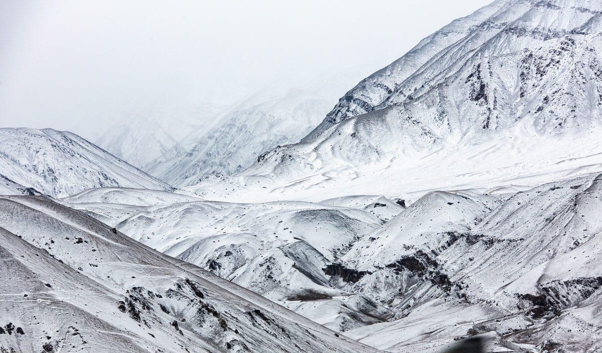 119-Friedhuber Josef-Schneewüste