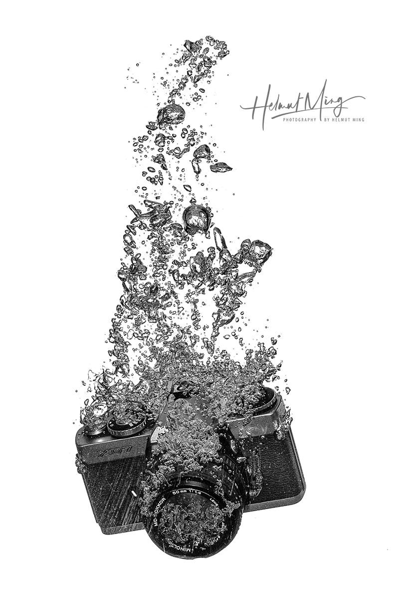 Helmut Ming - Minolta Splash