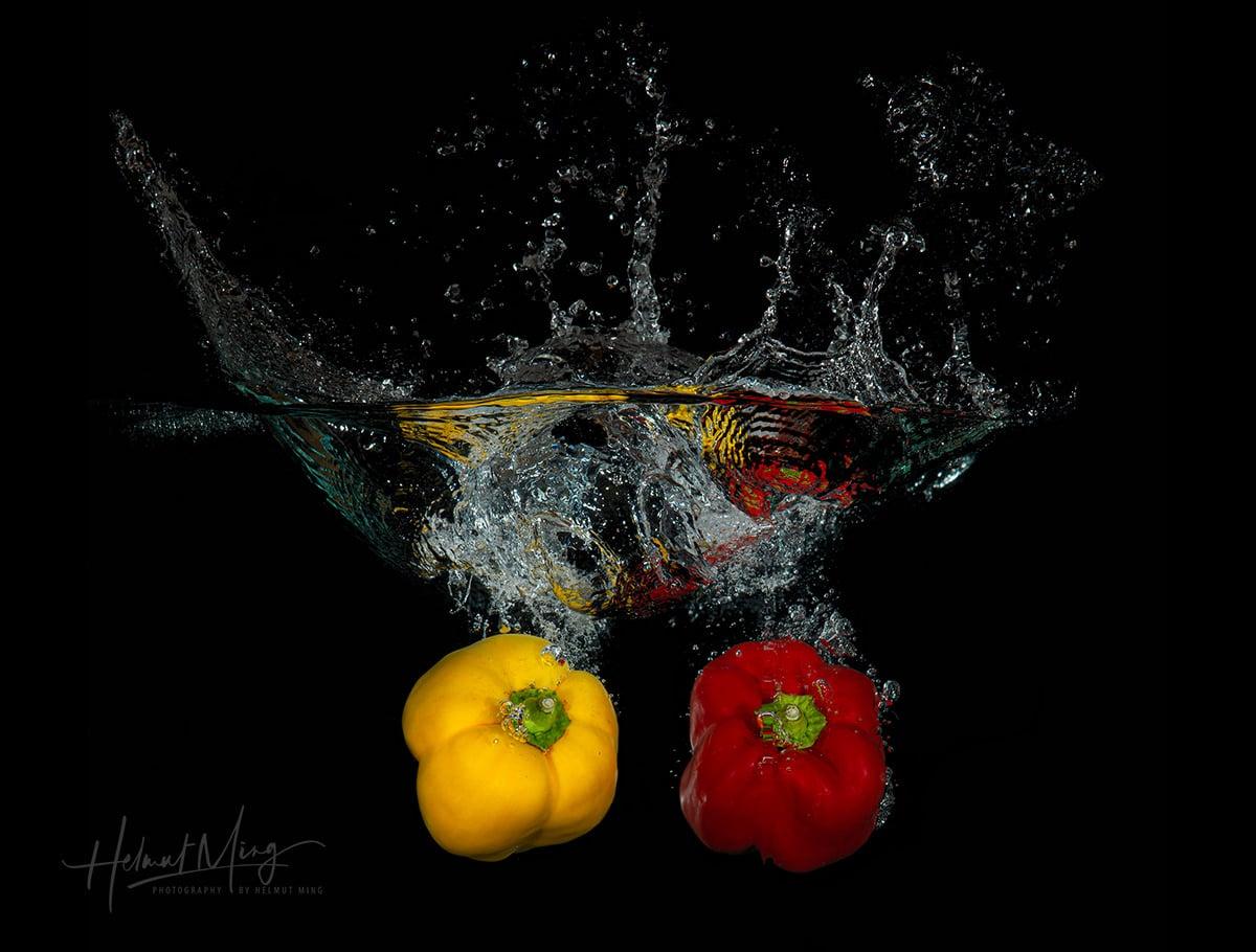 Helmut Ming - Tricolore Paprika 5517