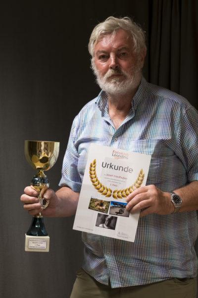 3. Platz Kombination: Sepp Friedhuber