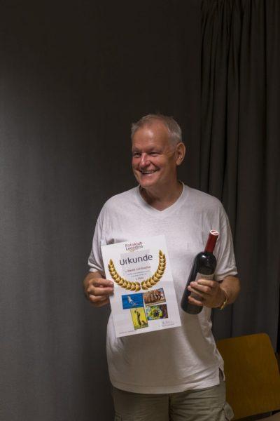 2. Platz Farbbild: Ewald Kahlbacher