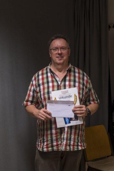 1. Platz Farbbild. Helmut Ming