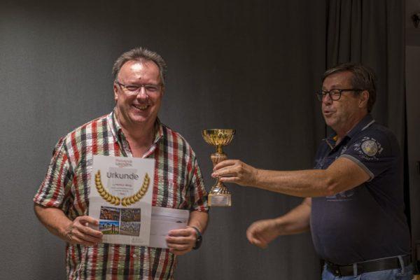 1. Platz Metall: Helmut Ming
