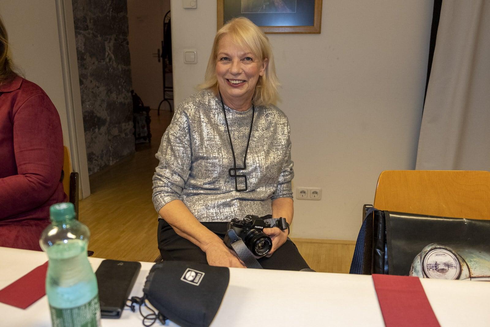 Chefin der Kassa: Elke Pölderl
