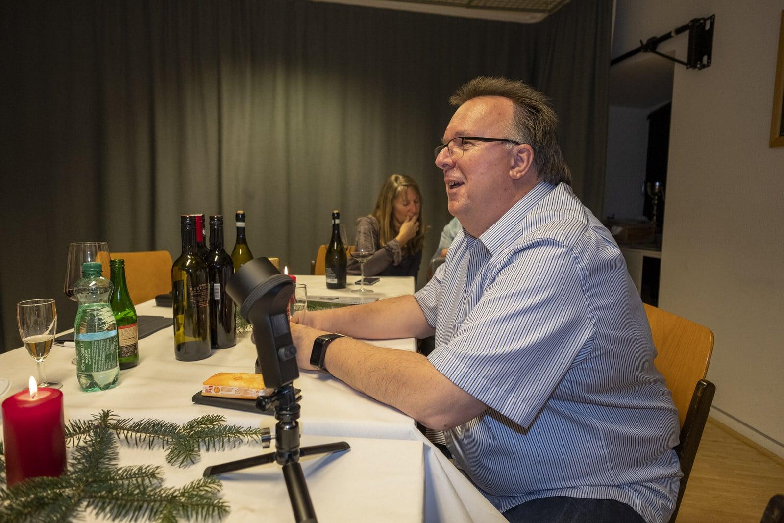 Unser Ober-Fotograf Helmut